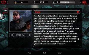 DEAD TRIGGER Looks Like Ving Rhames Right?