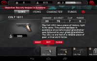 DEAD TRIGGER Shop for Weapons