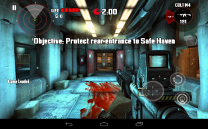 DEAD TRIGGER in Gameplay 1