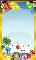 Dino Bubble Shooter 2 - Bubbles pop in cute detail