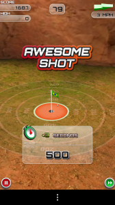 Flick Golf Extreme - Awesome shot