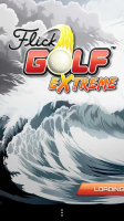 Flick Golf Extreme - Loading page