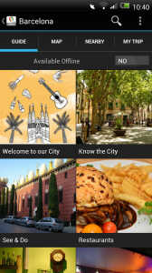 GuidePal - Barcelona Guide