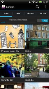 GuidePal - London guide