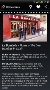 GuidePal - Restaurant guide