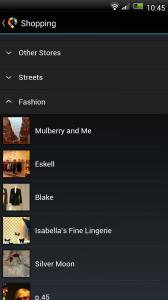 GuidePal - Shopping
