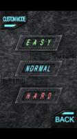 HeadWar - Difficulty levels