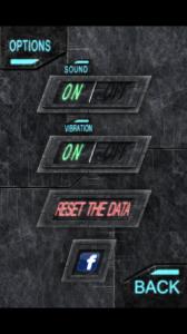 HeadWar - Options