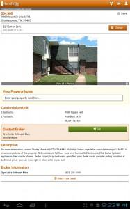 Homefinder Property Details