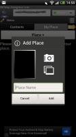 IM Map Navigator - Add places