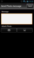 IM Map Navigator - Send photo message