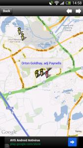 IM Map Navigator - Useful local locations
