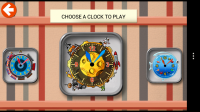Interactive Telling Time HD - Play Puzzle