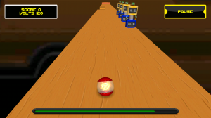 Jumping Electron HD - Avoid various obstacles to complete level