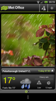 Met Office - Weather now