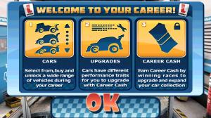 Mini Motor Racing - Career mode