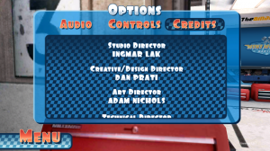 Mini Motor Racing - Credits