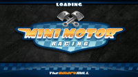 Mini Motor Racing - Loading page