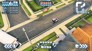 Mini Motor Racing - Loads of tracks and vehicles to unlock