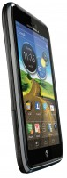 Motorola ATRIX HD Black Angle View
