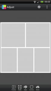 PicFrame - Empty frames
