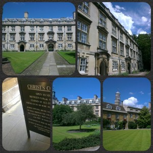 PicFrame - My collection from Christ's College Cambridge