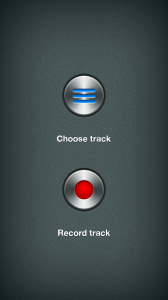 Ringtonium - Choose track or record your own