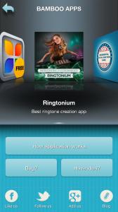 Ringtonium - Information and help