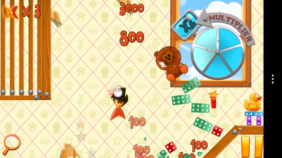 Saving Yello – Angry Birds meets Finding Nemo!