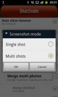 Screenshot and Draw Multiple Shots