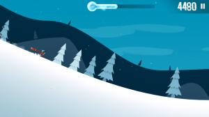 Ski Safari - Real fast graphics