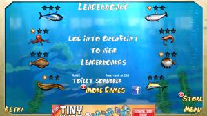 SushiChop - Leaderboard