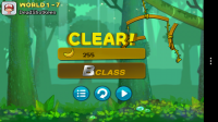 Swing Shot - Arcade level clear