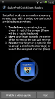 SwipePad - Basic tutorial