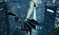 The Dark Knight Rises Gliding