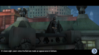 The Dark Knight Rises Great 3D Graphics and Scenes