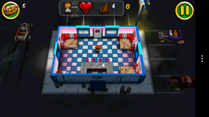 Zombie Wonderland 2 - In the diner, the Zombies try to attack the jukebox