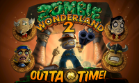 Zombie Wonderland 2 - Splash screen