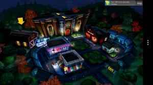 Zombie Wonderland 2 - Town map