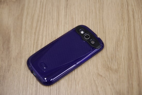 iSkin Vibes for Samsung Galaxy S3 Back