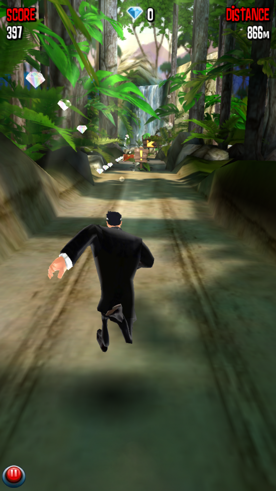 Agent Dash – Flick, Run & Jump your secret agent in this addictive 3D game