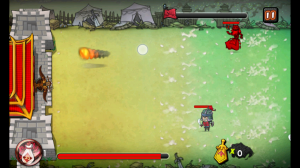 Arrow Defense in Gameplay 1