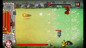 Arrow Defense in Gameplay 1