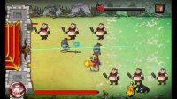 Arrow Defense in Gameplay 3
