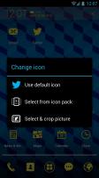 Atom Launcher - Edit icon