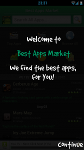 Best Apps Market - Intro