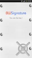 BioWallet - Splashscreen