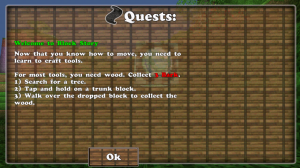 Block Story - Quests