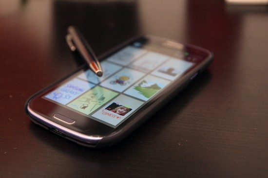 C Pen Stylus for Samsung Galaxy S3 [Smartphone Accessory Review]