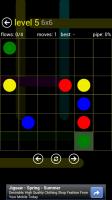 Flow Free - 6x6 level